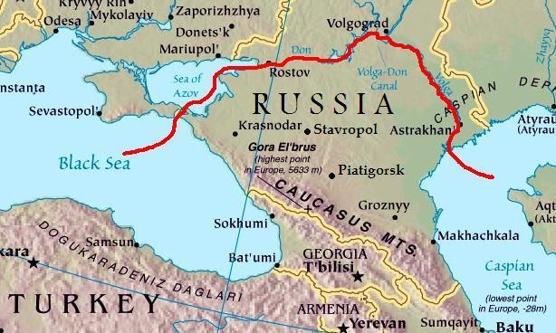 BakuTbilisiKars BTK Railway
